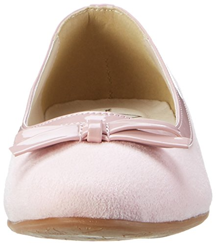 Andrea Rosa Conti Pink Mujer Bailarinas para 3003424 HHz7r