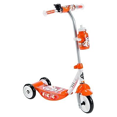 Huffy Star Wars The Force Awakens BB-8 Scooter with 3 wheels, Lights and Sounds: Toys & Games