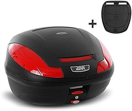 Topcase Suzuki Bandit 600 Givi Monolock E300N schwarz