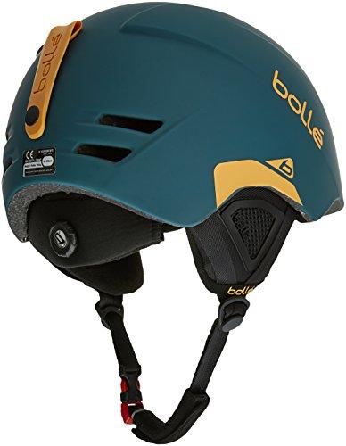 Bolle B-Yond Soft Helmet, Petrol/Sand, 58-61cm