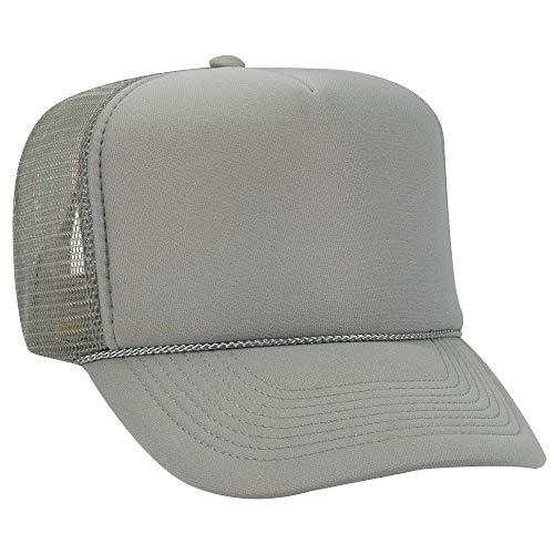 - OTTO Wholesale Mesh Trucker Hats (12 Hats) - Gray