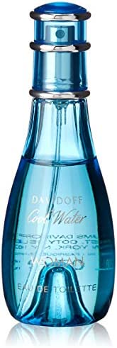 Cool Water by Zino Davidoff for Women - 1 Ounce EDT Spray