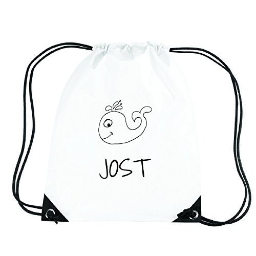 JOllipets JOST Turnbeutel Sport Tasche PGYM5526 Design: Wal