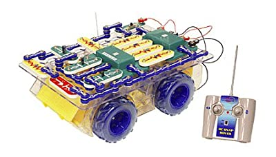 Snap Circuits Rc Rover from Elenco Electronics Inc