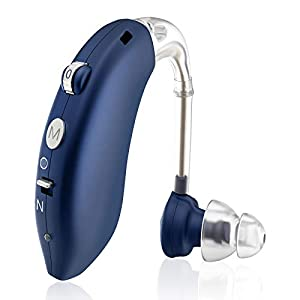 Hearing Aid, Enjoyee Hearing Aid for Seniors Rechargeable Hearing Amplifier with Noise Cancelling for Adults Hearing…