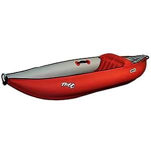 Innova Twist Inflatable Kayak-Red/Gray