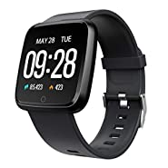 Smart Watch Waterproof Multisport Fitness Tracker for Women Men Activity Tracker with Heart Rate Blood Pressure Sleep Monitor Pedometer Wearable Wristband for Holiday Birthday Gifts
