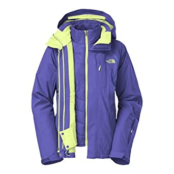 Amazon.com: The North Face Kira 2.0 Triclimate – Chaqueta ...