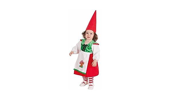 LLOPIS - Disfraz Bebe gnoma: Amazon.es: Juguetes y juegos