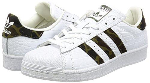 Adidassuperstar Pantofole owhite ftwwht Bianco Uomo cblack BBawxq0r