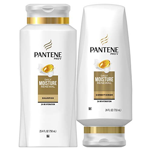 Pantene Moisturizing Shampoo and