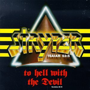 CD : Stryper - To Hell with the Devil