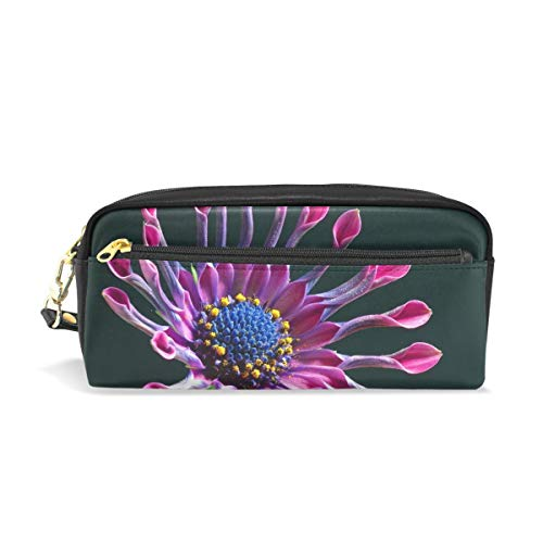 Dragon Sword Nature-Blossom-Plant-Flower-Purple-Petal-1158726-Pxhere Cute Pencil Case for Kids Girls Boys,School Student Office Stationery Organizer,Travel Pen Pencil Pouch Cosmetic Bag Makeup ()