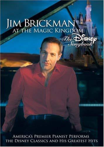 Jim Brickman at the Magic Kingdom - The Disney Songbook (Magic Kingdom Von Disney)