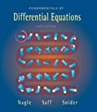 img - for Fundamentals of Differential Equations (6th Edition) book / textbook / text book