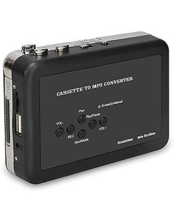 Amazon com: Cassette Players & Recorders: Electronics