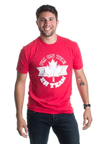 I'm on the Eh Team | Vintage Style Canadian Pride, Canada Unisex T-shirt