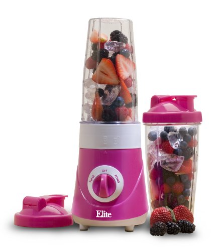 Elite Cuisine Personal Drink Mixer  28-oz Travel Mugs
