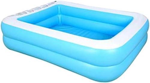 Wondera Inflatable Swimming Pools Inflatable Kiddie Pools 71 x 55 x 18in