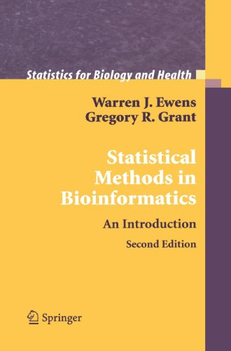 Statistical Methods in Bioinformatics: An Introduction (Statistics for Biology and Health)