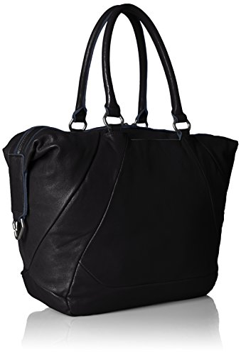 Berlin Black Black Handle Top Women's Bambesa Nairobi Handbag Vintag Liebeskind TwPgSwq