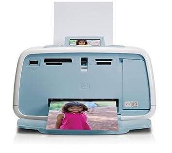 HP Impresora de fotografías compacta HP Photosmart A526 ...