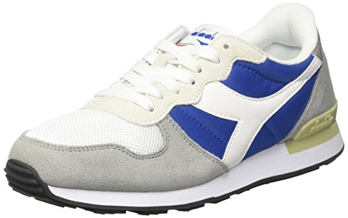 Diadora Mens Camaro Sneaker Bleu