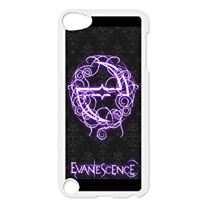 Evanescence Ipod Touch 5 Case White JN74642C