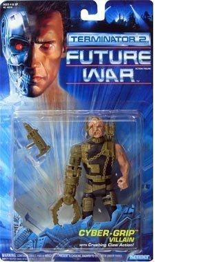 Terminator 2: Future War Cyber-Grip Villain Figure by Terminator ()
