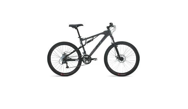 Amazon Com K2 Attack 2 0 Men S Dual Suspension Mountain Bike 26