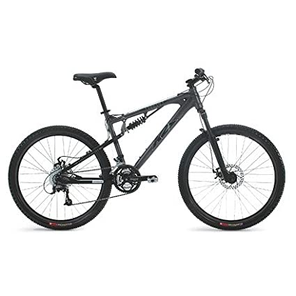 Amazon Com K2 Attack 2 0 Men S Dual Suspension Mountain Bike 26