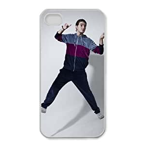 iphone4 4s phone cases White Alesso cell phone cases Beautiful gifts UREN2420802