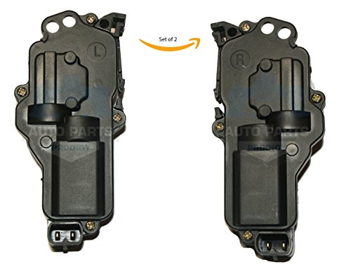 - Ford Lincoln Mercury Left & Right Side Door Lock Actuator Motor F150 F250 F350 F450 F550 Excursion Navigator Expedition Mustang Ranger for select models from 99-10 3L3Z25218A42AA 3L3Z25218A43AA