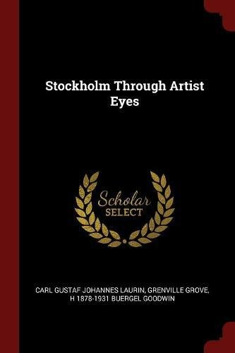 Stockholm Through Artist Eyes