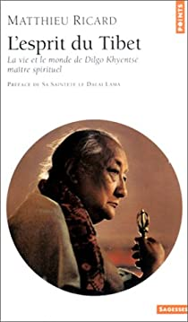 L'esprit du Tibet par Ricard