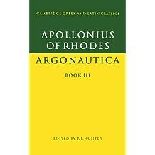 Apollonius of Rhodes: Argonautica Book III