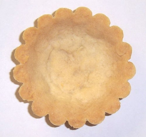 (Scott's Cakes 3 Inch Round Fluted Pastry Tart Shells - 6 Pack)