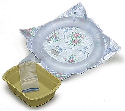 DMI 540-8082-0000 - Kit de lavacabezas hinchable: Amazon.es ...