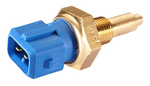 HELLA 6PT 009 309-291 Sensore, Temperatura refrigerante, N° raccordi 2, con guarnizione N° raccordi 2 Hella KGaA Hueck & Co.
