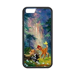 Bambi Protective Case For iPhone 6 4.7 Inch Cell Phone Case Black