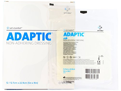 ADAPTIC Non-adhering Dressing 5