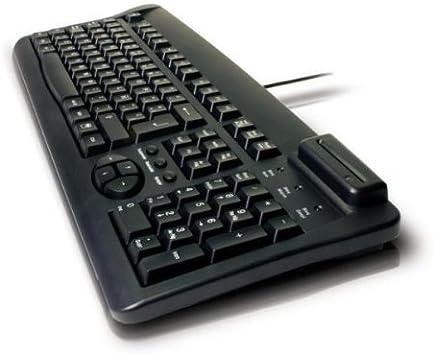 Desconocido Teclado USB Lector/Grabador Tarjetas Chip: Amazon ...
