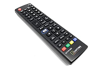 Universal Remote Control for LG Smart 3D LED LCD HDTV TV Replacement Remote