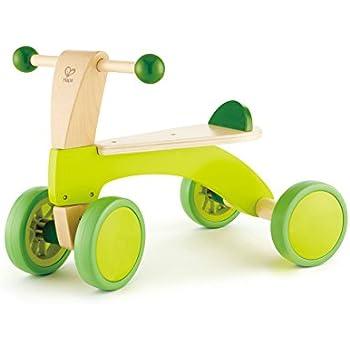 Hape Scoot Around Kid's Wooden Ride On Balance Bike