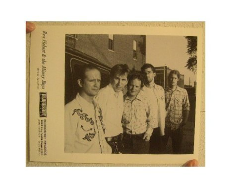 Rex Hobart & And The Misery Boys Press Kit And Photo Forever Always - Hobart Kids