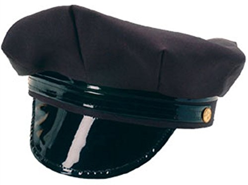 us-toy-black-chauffeur-butler-limo-driver-hat-costume-uniform