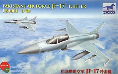 Amazon com: Bronco Models FB4001 Pakistan Air Force JF – 17