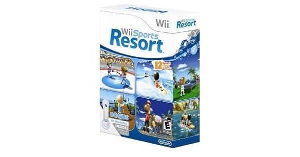Wii Resort + Wii Motion Gratis: Amazon.es: Videojuegos