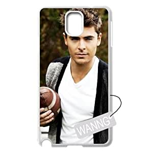 Zac Efron Samsung Galaxy Note3 N9000 Phone Case, Zac Efron DIY Case for Samsung Galaxy Note3 N9000 at WANNG