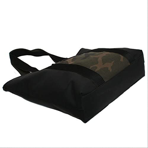 GUMMY SHOPPING BAG グミーショッピングバッグ メンズ トートバッグ EG0010 007 BLACK ブラック カモフラージュ [並行輸入品]